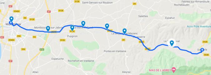 Visuel 6/6 : Le petit train du picodon