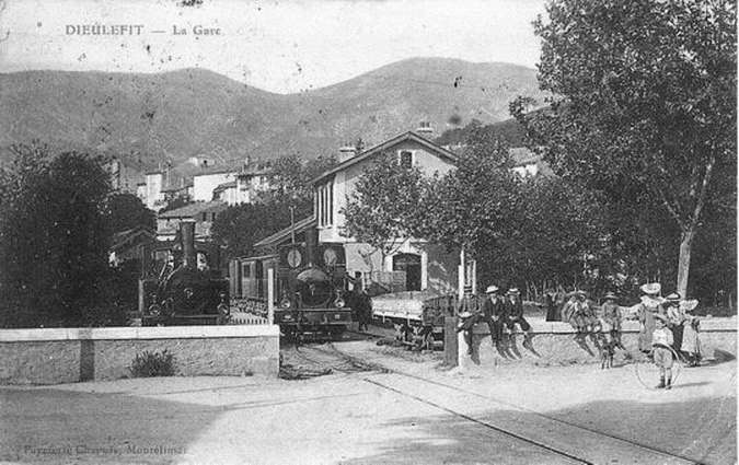Visuel 1/8 : Le petit train du picodon
