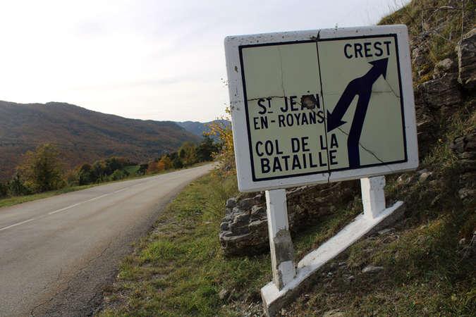 Visuel 4/4 : Panneaux indicateurs routiers Michelin