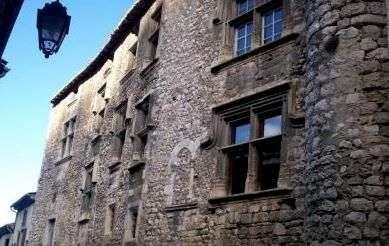Visuel 1/4 : Maison d'Arlempde ou la Maison des Seigneurs