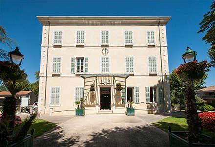 Visuel 1/2 : Le Château de la Grangette