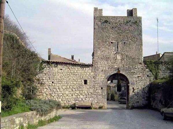 Visuel 2/2 : Le portail de Donzère