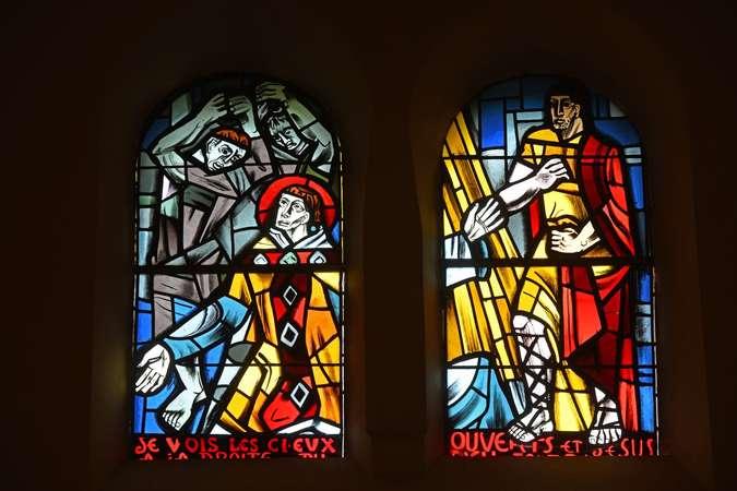 Visuel 1/2 : L'église Saint-Etienne