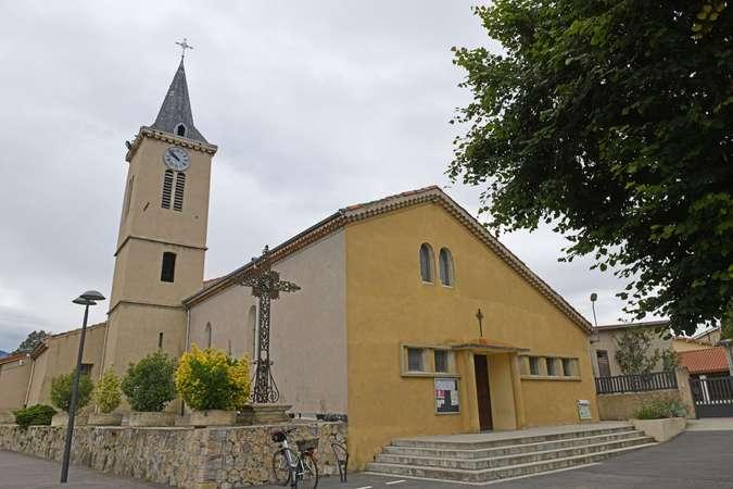 Visuel 2/2 : L'église Saint-Etienne
