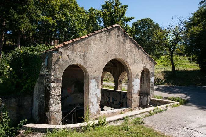 Visuel 2/2 : La fontaine vieille