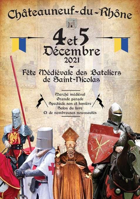 Visuel 1/1 : Fête Médiévale des Bateliers et de Saint-Nicolas