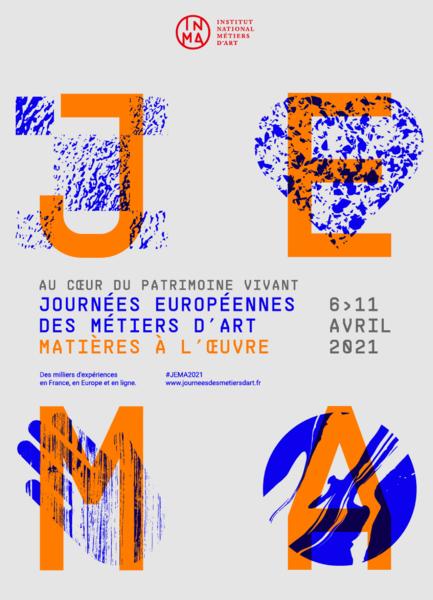 Visuel 1/1 : Journées Européennes des Métiers d'Art