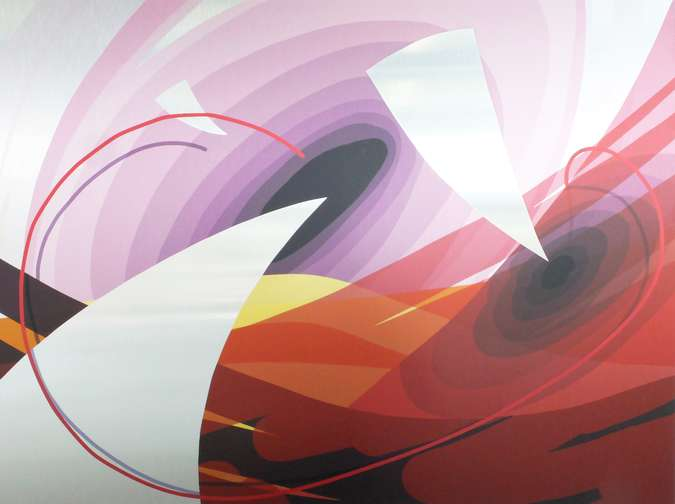 Visuel 1/1 : festival d'art contemporain       Art et Matière