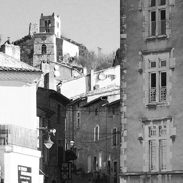 Visuel 1/1 : Visite commentée du vieux village de Marsanne