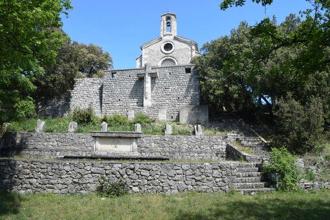 Visuel 1/1 : Notre-dame de Montchamp à Malataverne