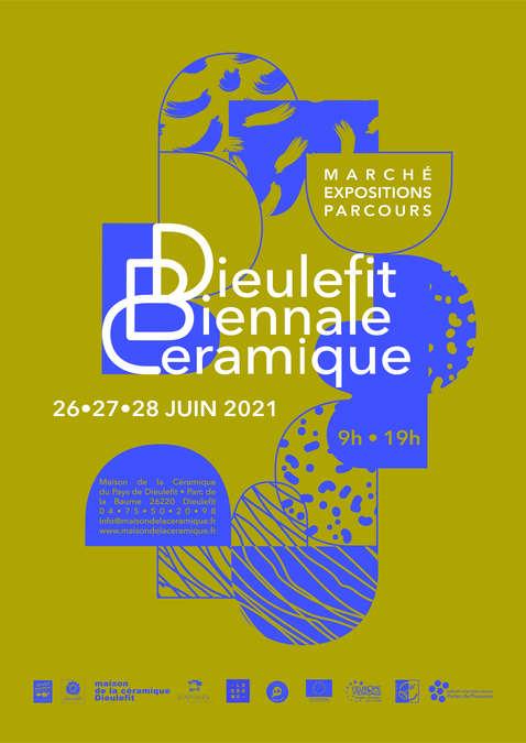 Visuel 1/1 : Biennale Céramique
