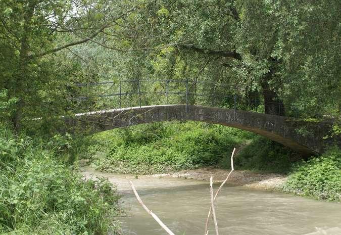 Visuel 1/2 : Pont sur la Véore