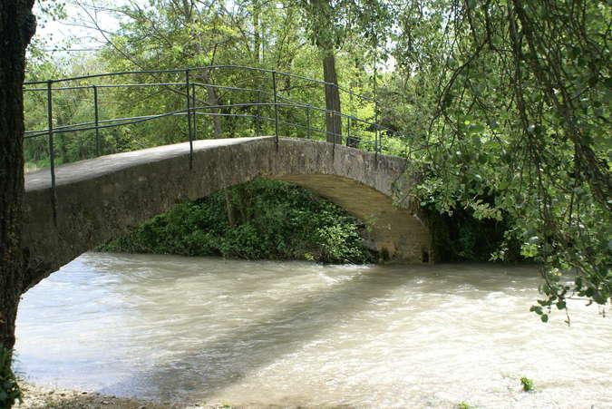 Visuel 2/2 : Pont sur la Véore