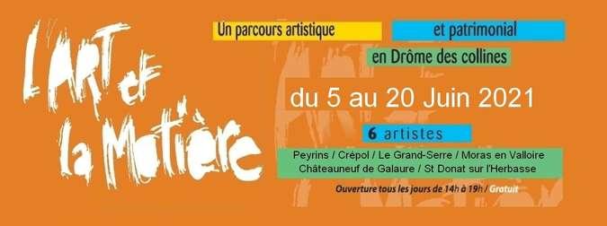 Visuel 2/3 : Festival de l'Art et la Matière