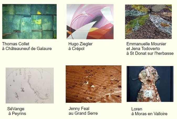 Visuel 3/3 : Festival de l'Art et la Matière