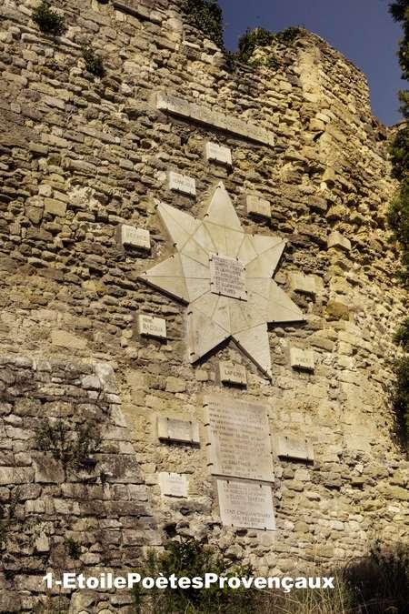 Visuel 1/2 : Etoile des Poètes Provençaux Locaux au vieux village