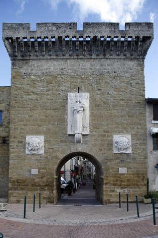 Visuel 1/4 : Porte monumentale