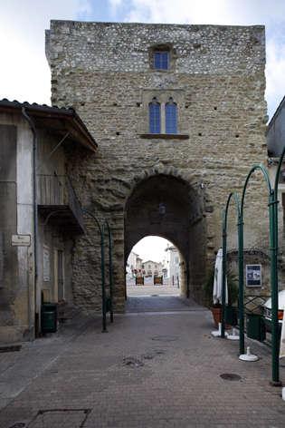 Visuel 4/4 : Porte monumentale