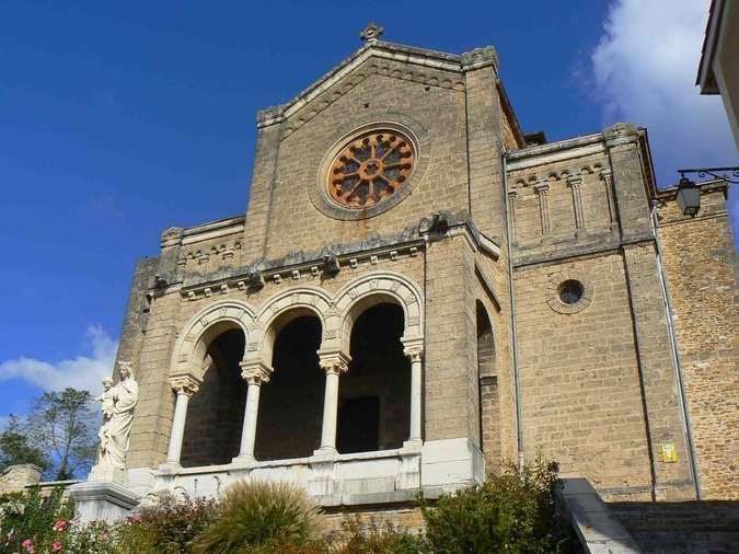 Visuel 2/4 : Église paroissiale Saint-Jean-Baptiste
