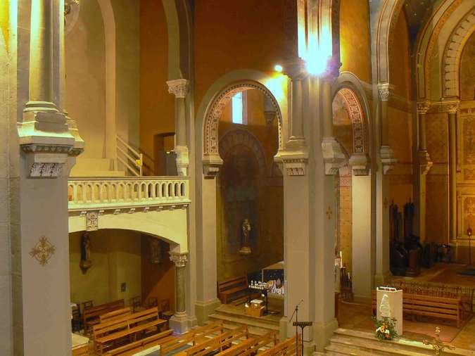 Visuel 4/4 : Église paroissiale Saint-Jean-Baptiste