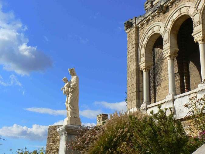 Visuel 1/4 : Église paroissiale Saint-Jean-Baptiste