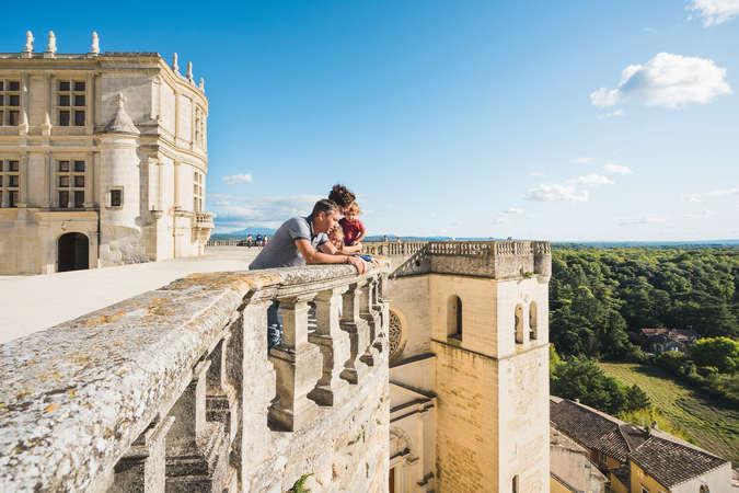 Visuel 1/1 : Château de Grignan (JEP 2021)