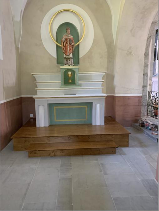 Visuel 1/3 : Eglise Saint-Clair (JEP 2021)