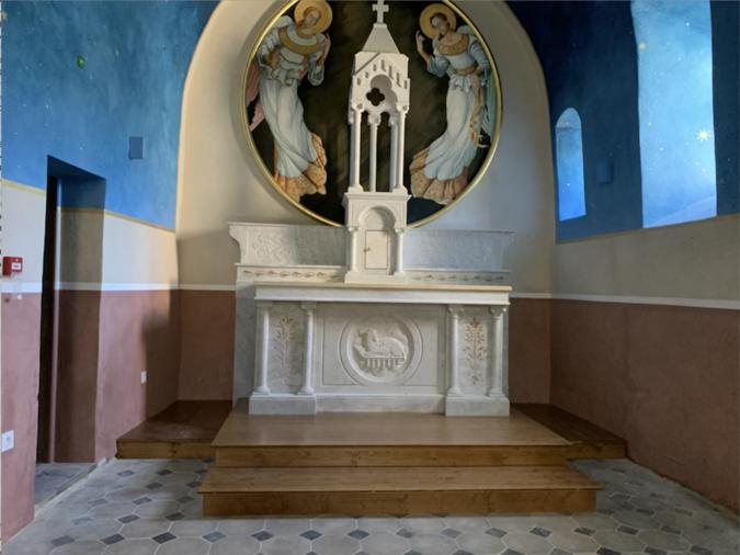 Visuel 2/3 : Eglise Saint-Clair (JEP 2021)