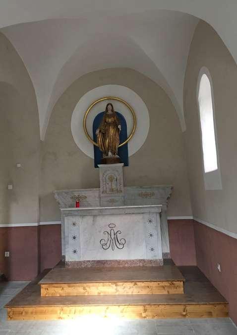 Visuel 3/3 : Eglise Saint-Clair (JEP 2021)