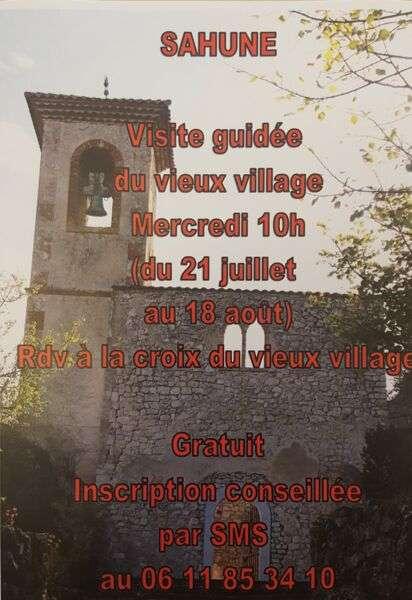 Visuel 1/1 : Visite guidée du vieux village