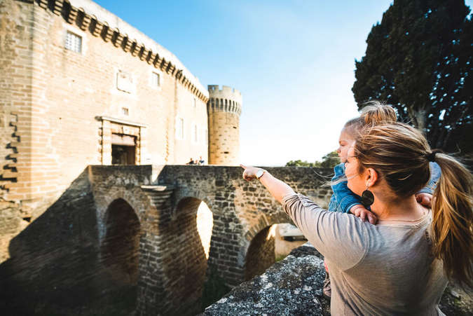 Visuel 1/1 : Visites Flash au château