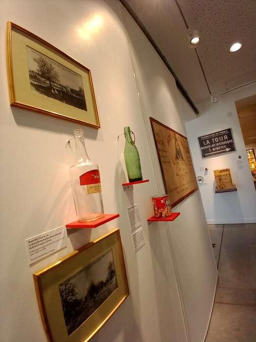 Visuel 1/2 : Exposition Le Musée Éphémère