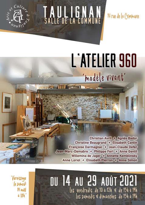 Visuel 1/1 : L'atelier 960
