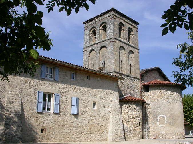 Visuel 1/1 : Église Saint-Clair