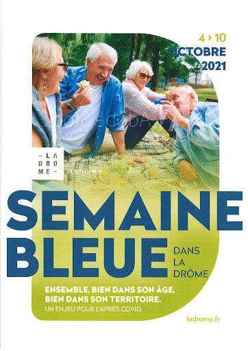 Visuel 1/1 : La Semaine Bleue aux Archives Départementales