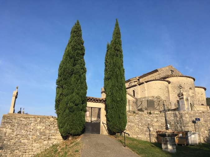 Visuel 1/1 : Eglise Notre-Dame-la-Brune
