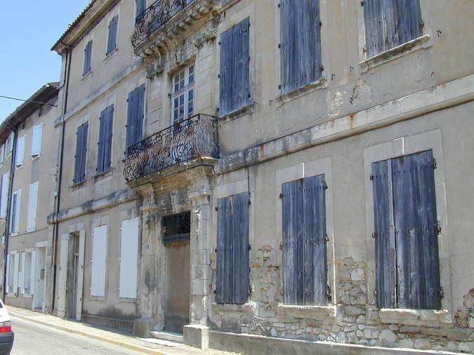 Visuel 5/5 : Hôtel Bouvier (Ancienne gendarmerie)