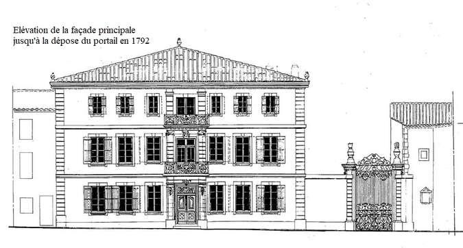 Visuel 4/5 : Ancienne grille de l'Hôtel Bouvier