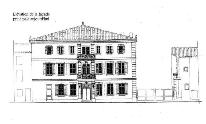 Visuel 5/5 : Ancienne grille de l'Hôtel Bouvier